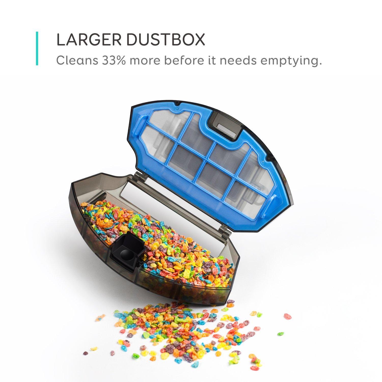 ロボット掃除機メンテナンス性の良さ